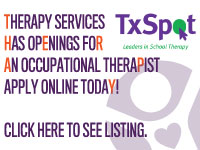 Recruitment ad for TxSpot